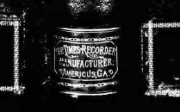 The Times Recorder Manufacturer Americus Georgia