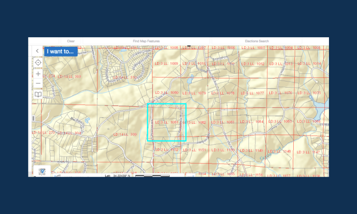 How to Search Cherokee County Georgia GIS System